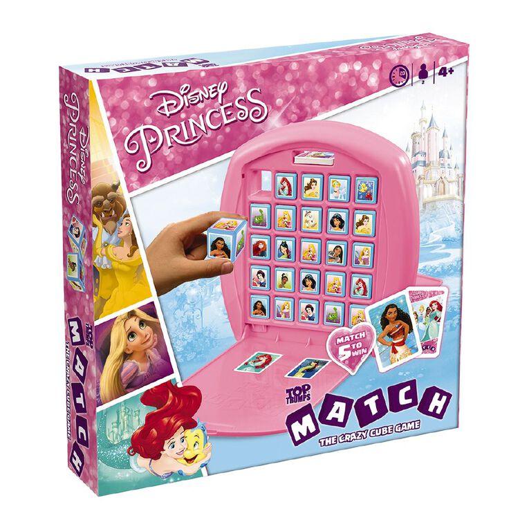Princess Disney Princess Top Trumps Match, , hi-res