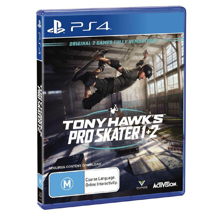PS4 Tony Hawk Pro Skater 1 & 2 PS4, , hi-res