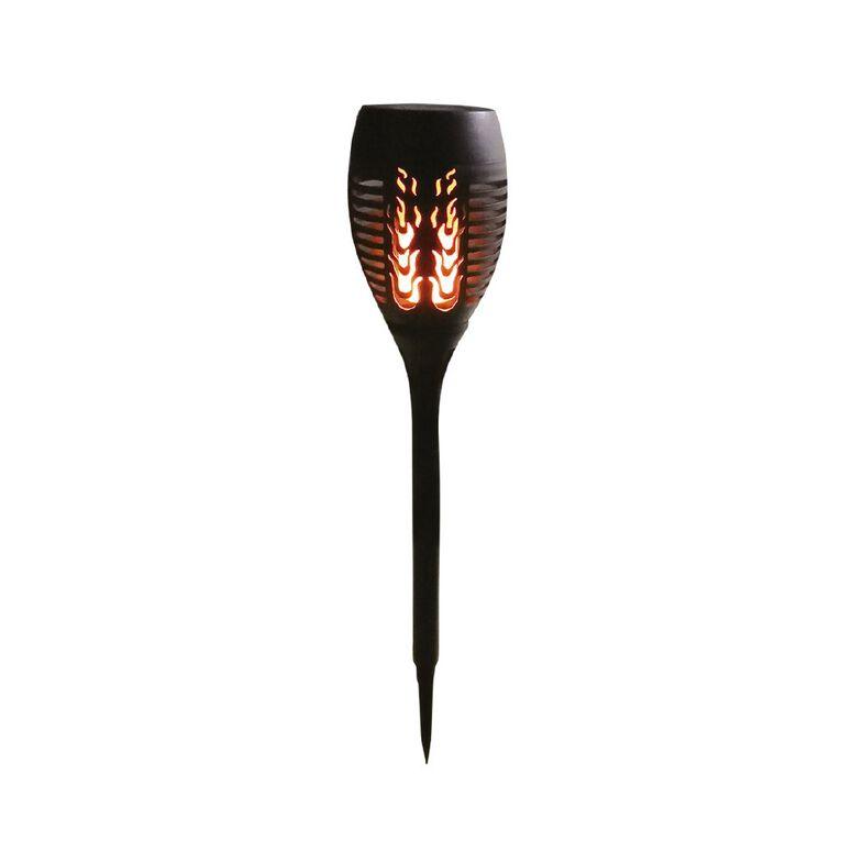 Kiwi Garden Solar Dancing Flame Light, , hi-res