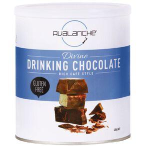 Avalanche Divine Drinking Chocolate 400gm