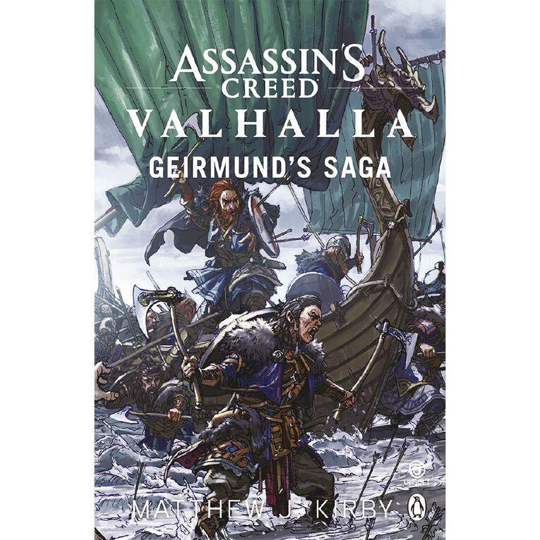 Assassin's Creed Valhalla: Geirmund's Saga by Matthew Kirby, , hi-res