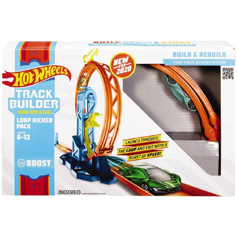 Hot Wheels Trackbuilder Stunt Set Assortment Assorted, , hi-res