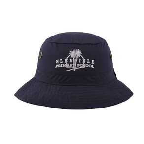 Schooltex Glenfield Bucket Hat with Embroidery