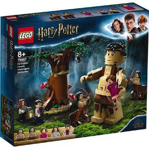 LEGO Harry Potter Forbidden Forest Umbridges Encounter 75967