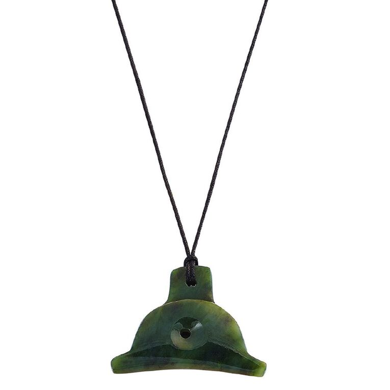 Jade Whistle Pendant, , hi-res