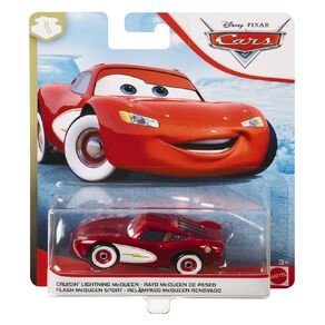 Cars Disney 3 Diecast Character Cars Assorted
