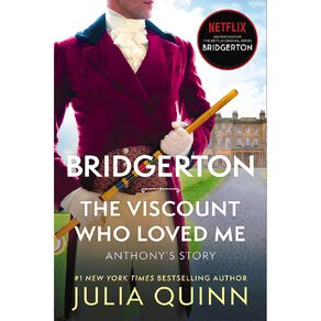 Bridgerton #2 The Viscount Who Loved Me by Julia Quinn