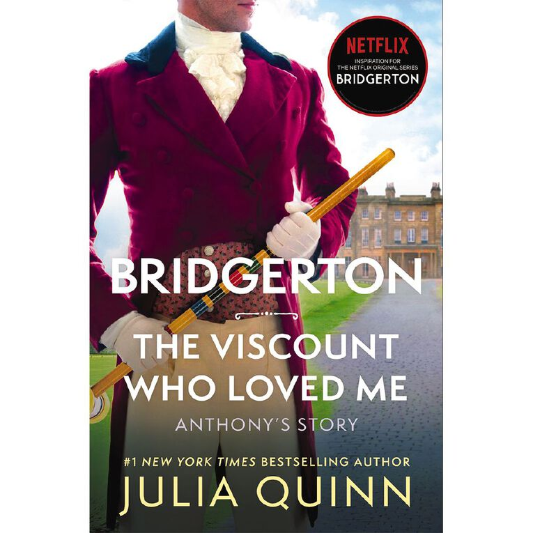 Bridgerton #2 The Viscount Who Loved Me by Julia Quinn, , hi-res
