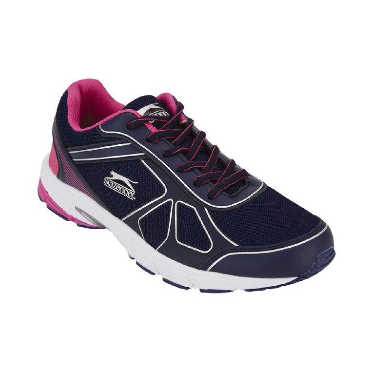 Slazenger Train Shoes, Navy, hi-res