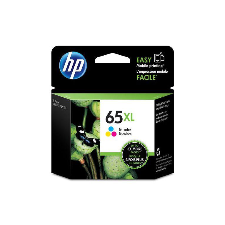 HP Ink 65XL Colour (300 Pages), , hi-res
