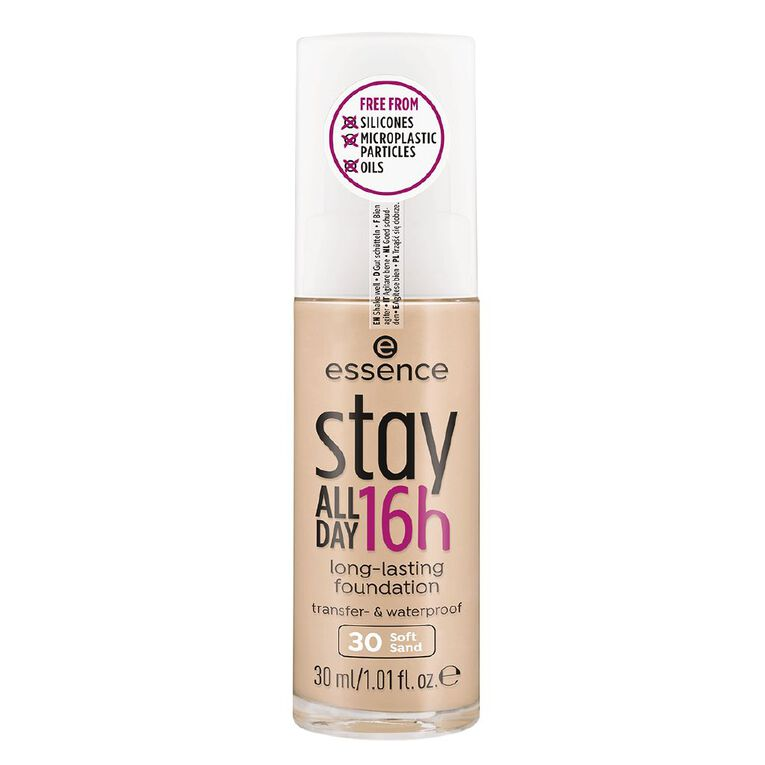 Essence Stay All Day 16h Long Lasting Foundation 30, , hi-res