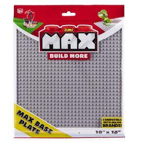 Zuru Max Build More Construction Base Plate Assorted