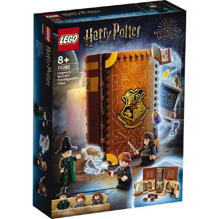 LEGO Harry Potter Hogwarts Moment Transfiguration Class 76382, , hi-res