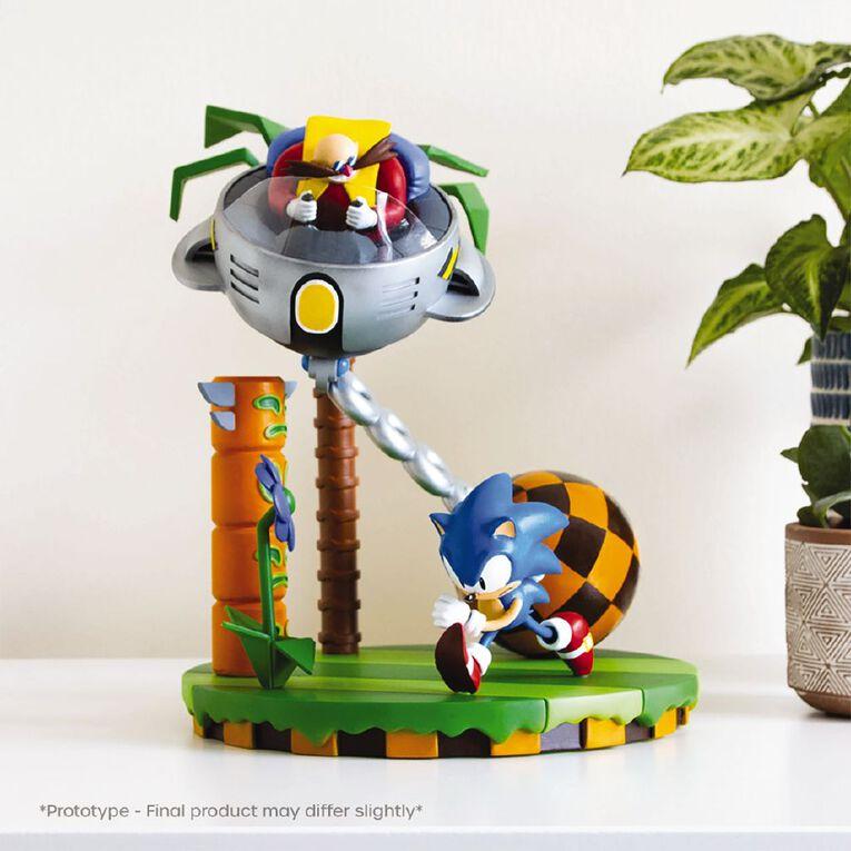 Sonic 30th Anniversary Statue, , hi-res
