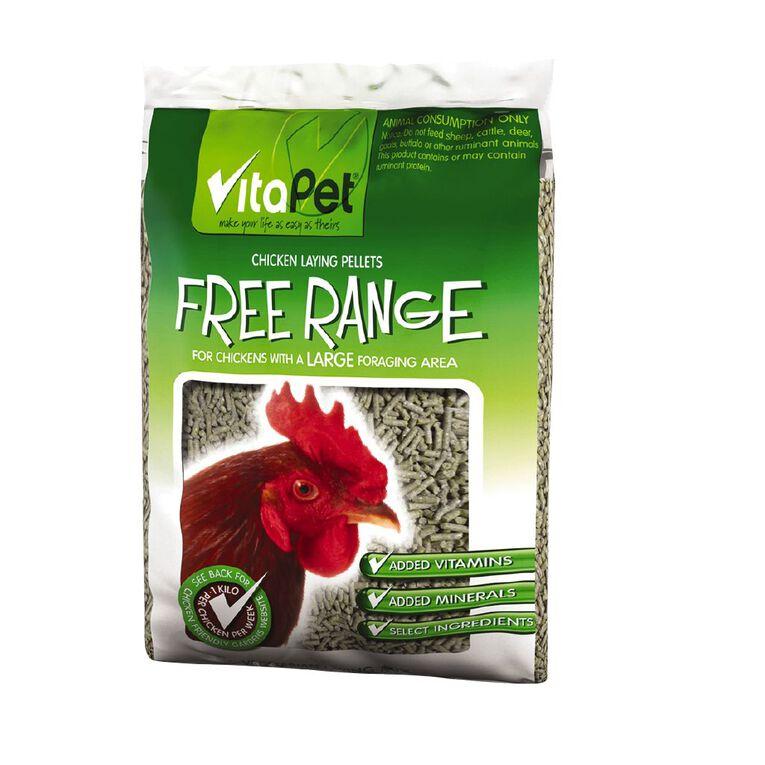 Vitapet Free Range Chicken Food  5kg, , hi-res