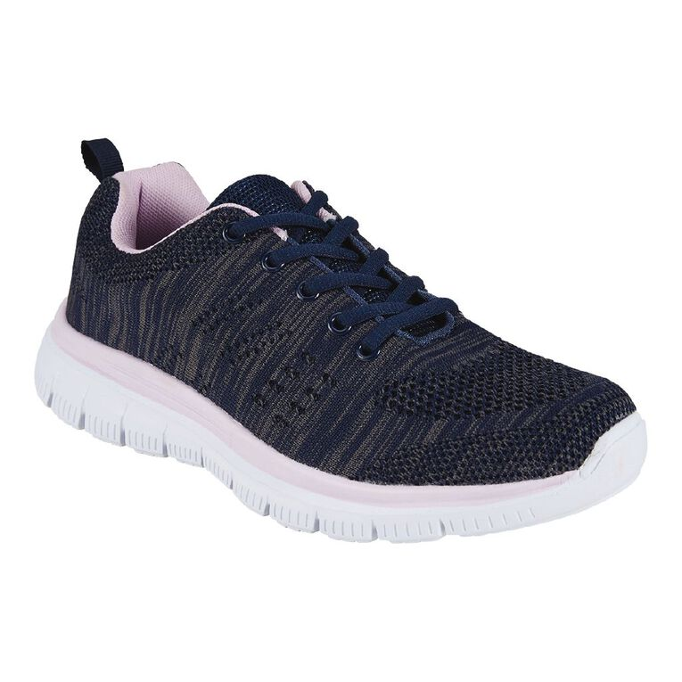 Active Intent Jog Shoes, Navy, hi-res image number null