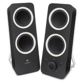 Logitech Multimedia Speakers Midnight Z200 Black