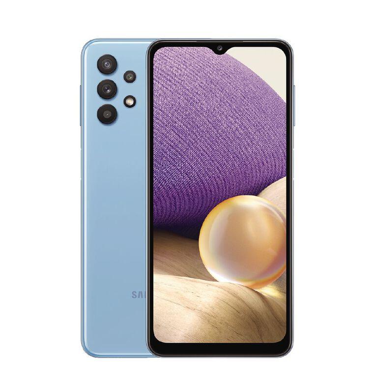 2degrees Samsung Galaxy A32 4G 128GB Blue, , hi-res