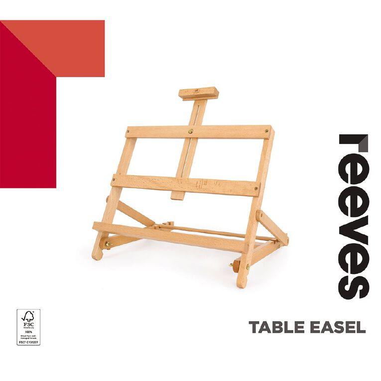 Reeves Table Easel, , hi-res