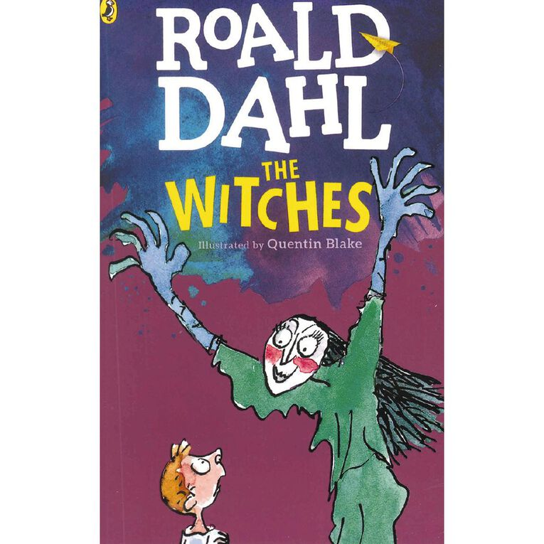 The Witches by Roald Dahl N/A, , hi-res