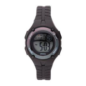 Little Tix Kids' Digital Watch Iridescent Black