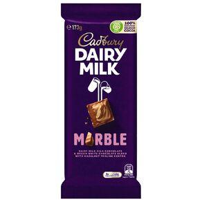 Cadbury Milk Marble Block 173g