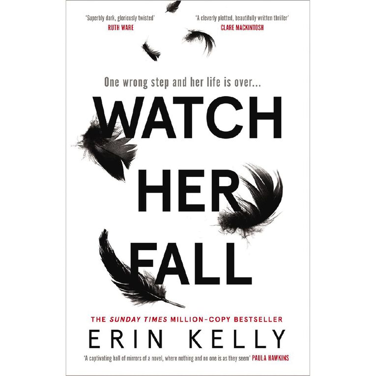 Watch Her Fall by Erin Kelly, , hi-res