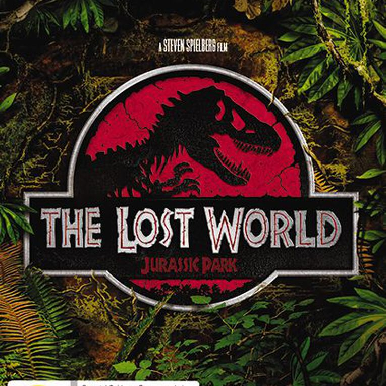 Jurassic Park The Lost World DVD 1Disc, , hi-res