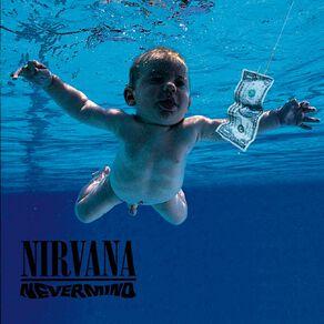 Nevermind Vinyl by Nirvana 1Record