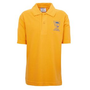 Schooltex Owhata Short Sleeve Polo