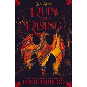 Grisha #3 Ruin & Rising by Leigh Bardugo
