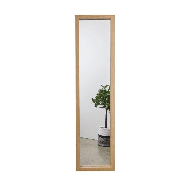Living & Co Kalmar Mirror 40cm x 160cm Natural, , hi-res