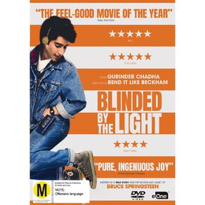 Blinded By The Light DVD 1Disc