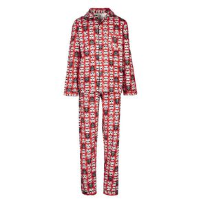 Star Wars Boys' Fleece Pyjamas