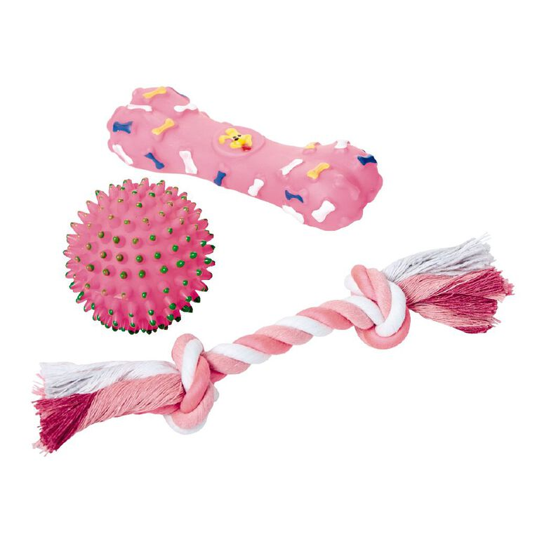 Petzone Puppy Toy Gift Pack Assorted, , hi-res