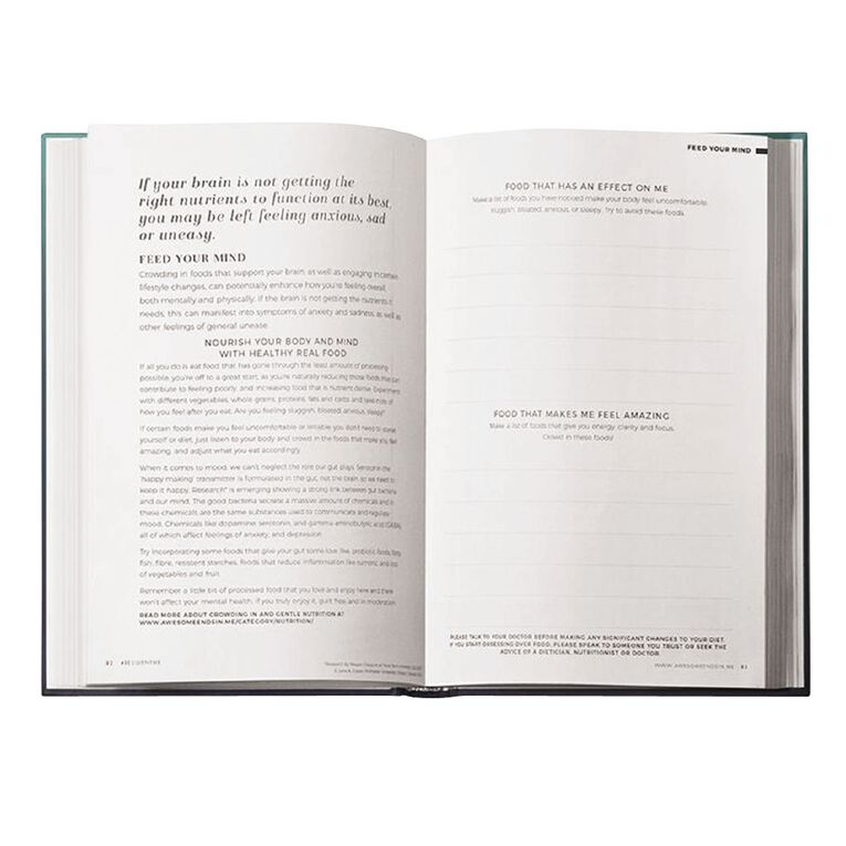 AwesoME Inc. Resilient ME Gratitude Journal - Happy Thoughts, , hi-res