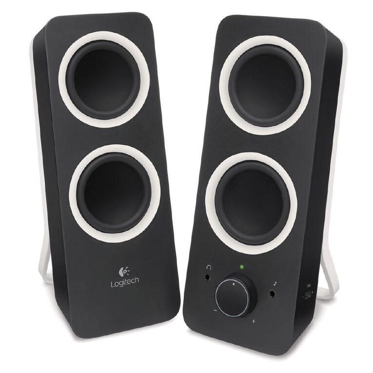 Logitech Multimedia Speakers Midnight Z200 Black, , hi-res