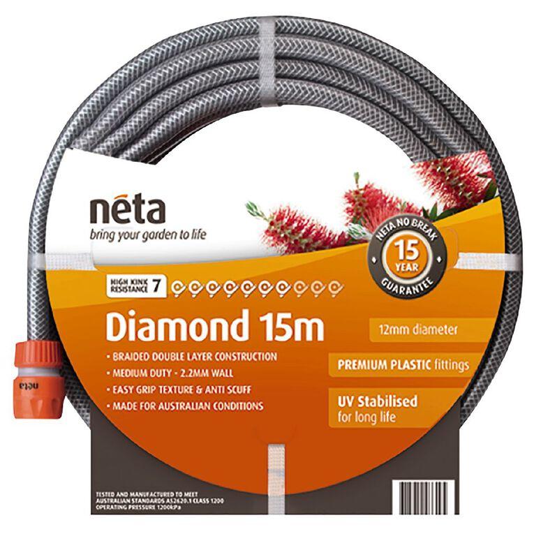 Neta Diamond Hose Fitted 15m, , hi-res