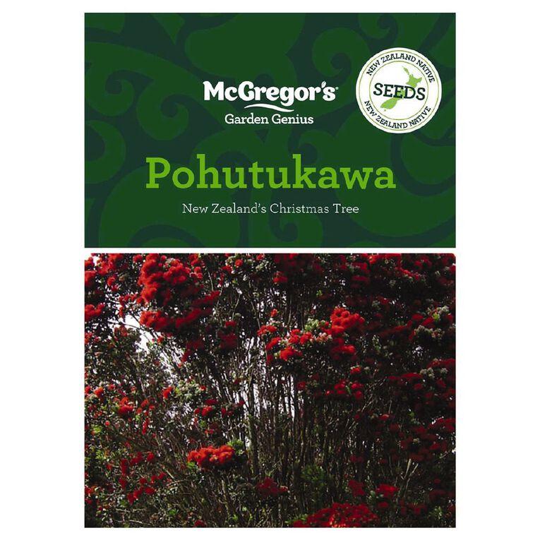 McGregor's Pohutakawa NZ Native Seed, , hi-res