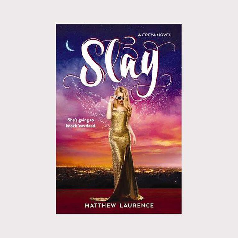 Freya #2 Slay by Matthew Laurence, , hi-res