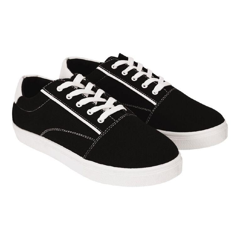 H&H Wanderer Shoes, Black, hi-res