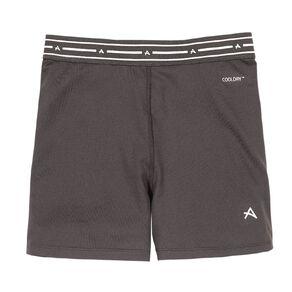 Active Intent Girls' Plain Bike Shorts
