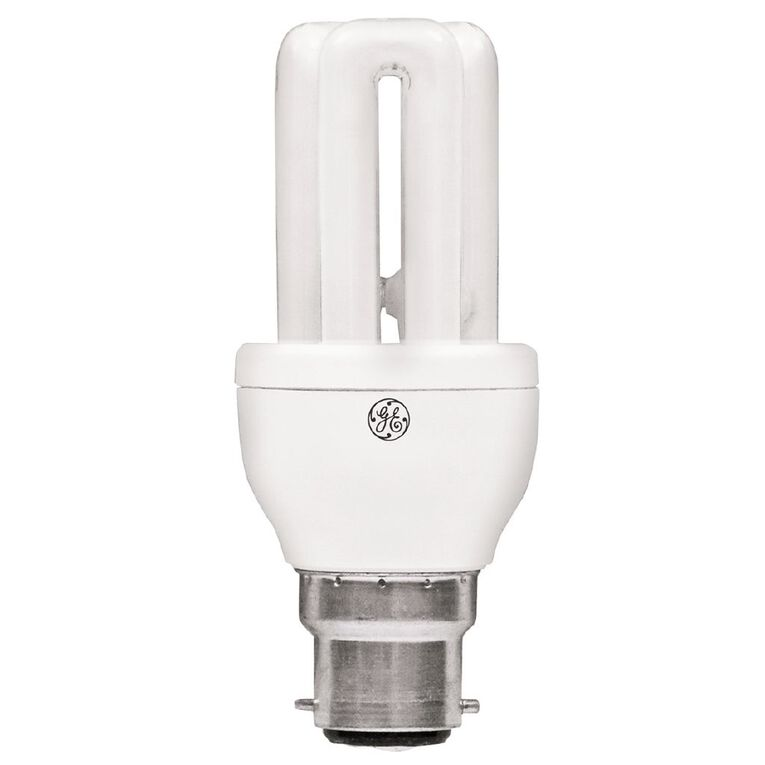 General Electric Bulb CFL Ultra 9W WW B22 2 Pack, , hi-res
