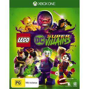 XboxOne LEGO DC Supervillains
