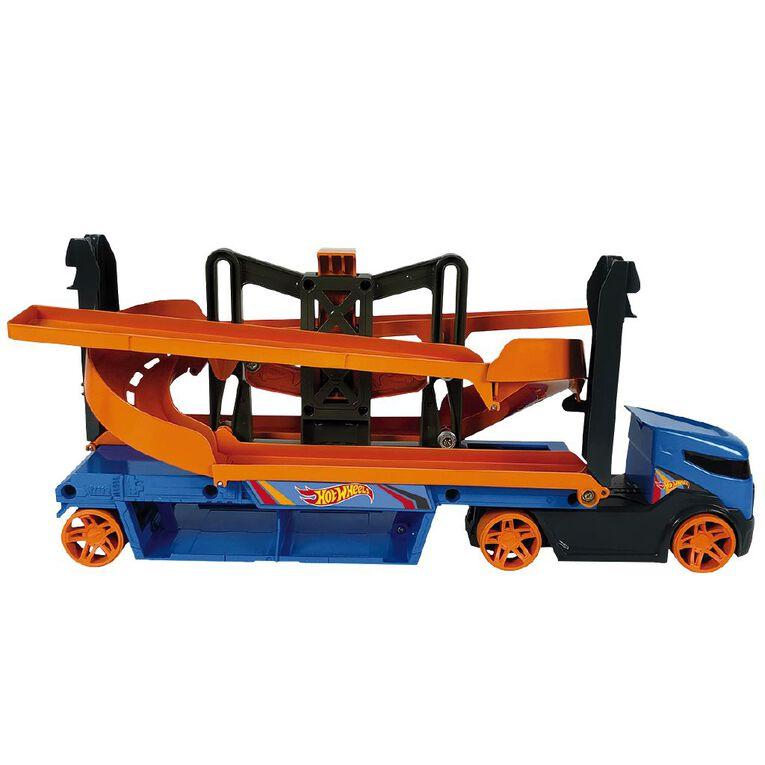 Hot Wheels Lift & Launch Hauler Exclusive, , hi-res