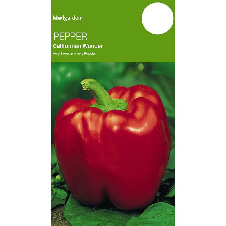 Kiwi Garden Pepper Californian Wonder, , hi-res