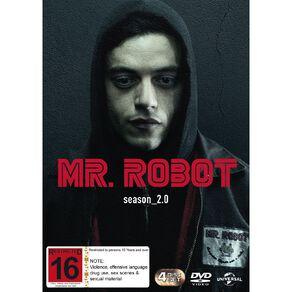 Mr Robot Season 2 DVD 4Disc
