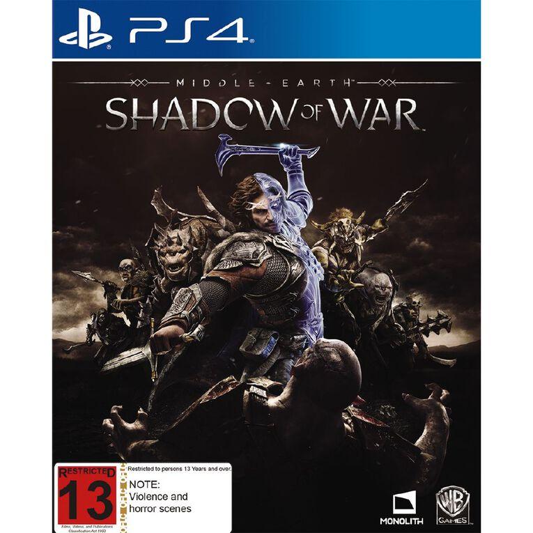 PS4 Shadow of War, , hi-res