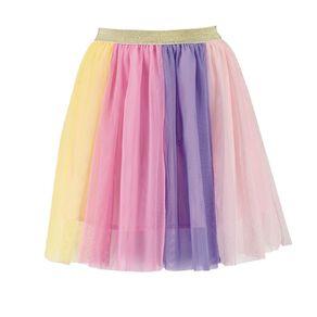 Young Original Rainbow Tutu Skirt