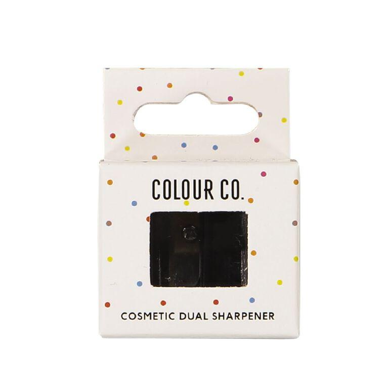 Colour Co. Beauty Pencil Dual Sharpener, , hi-res